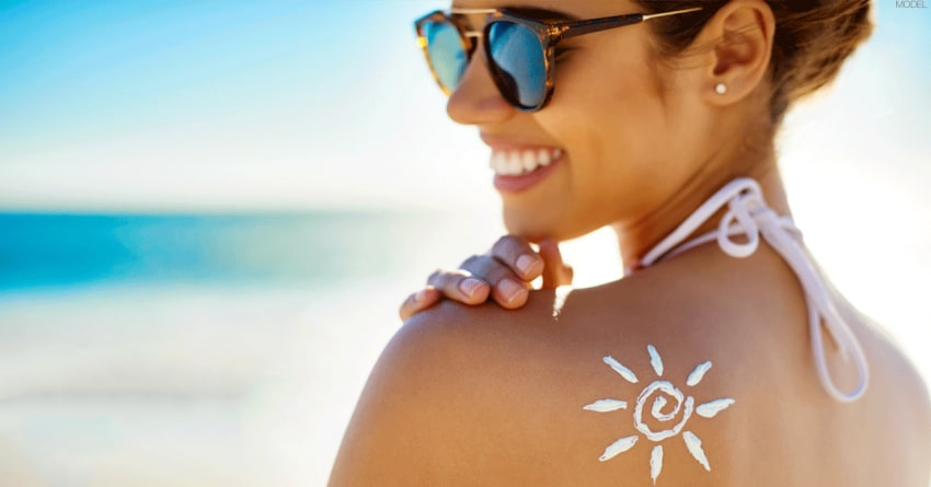 Here's How You Should Be Applying Sunscreen