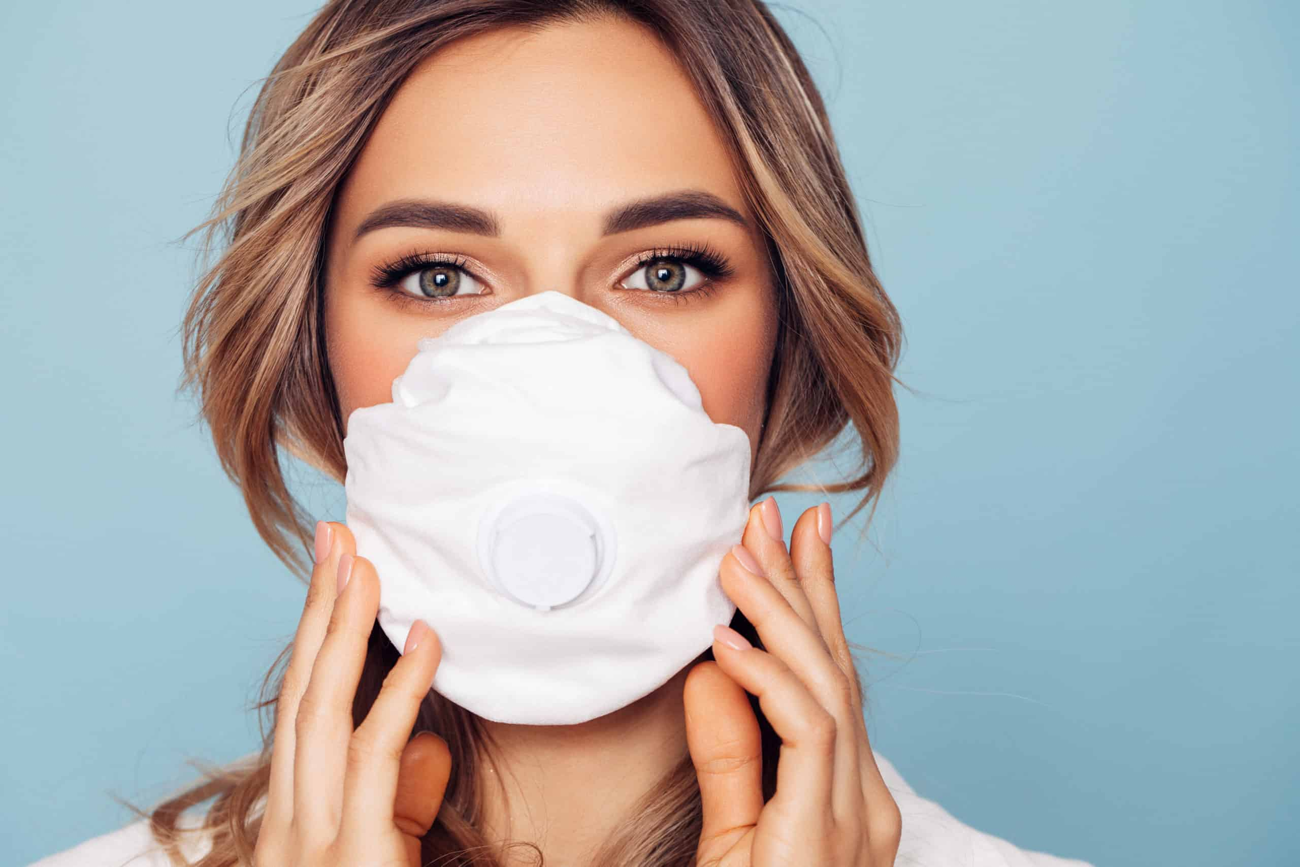 "Got ""Maskne""? Tips on Caring for Your Skin While Wearing a Mask"
