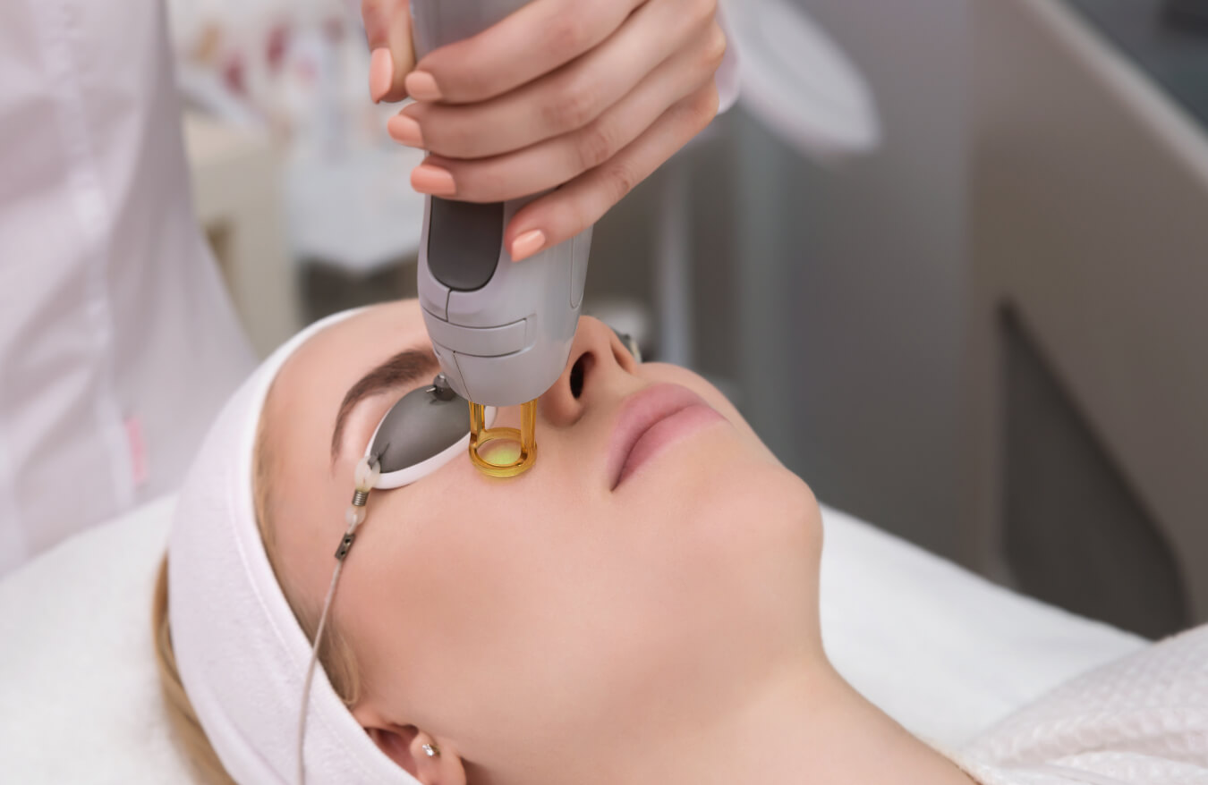Photoacoustic Fractional Laser