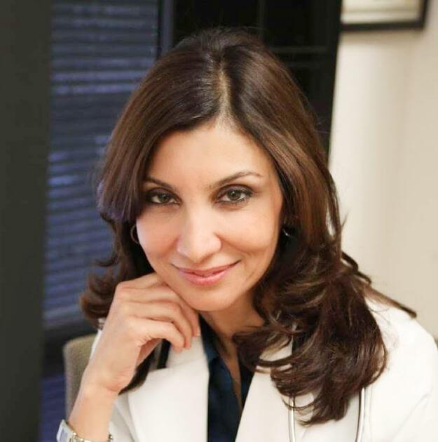 Meet Dr. Elham Zarnegar