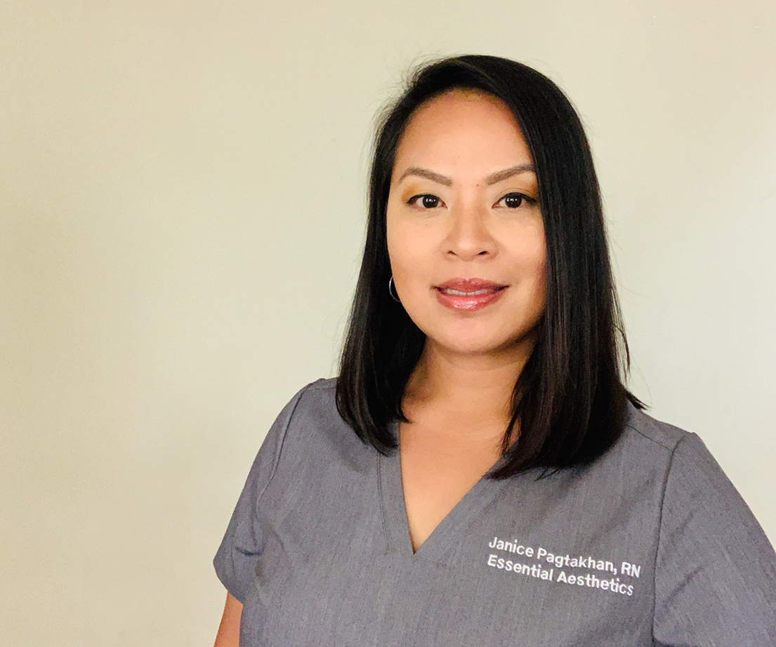 Janice Pagtakhan, RN, CoolSculpting Specialist